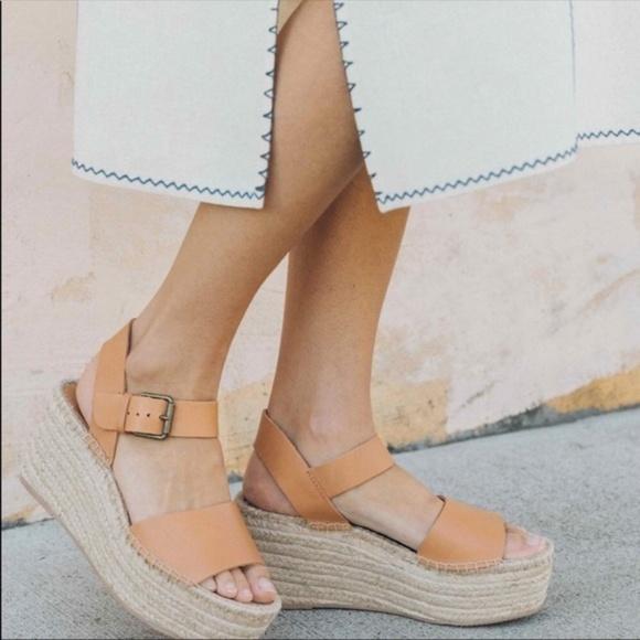 Soludos Minorca Platform Sandal